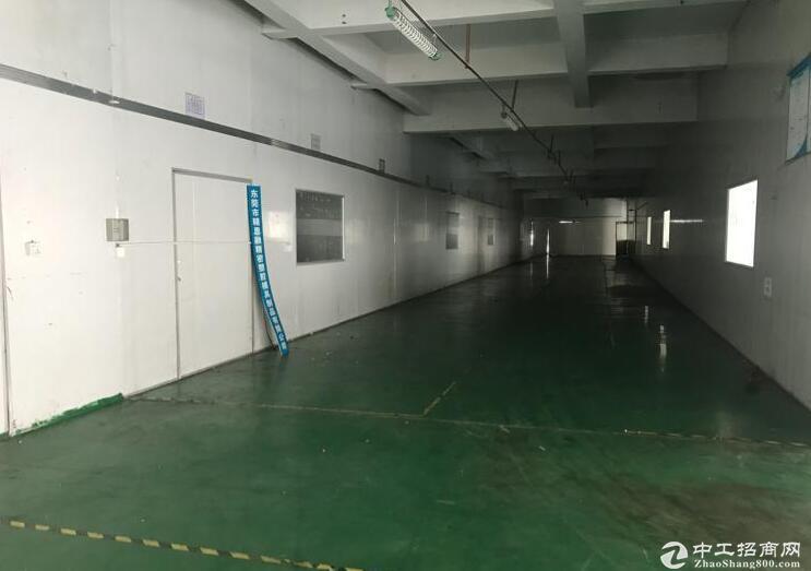 郫县厂房出租二楼2400平方带行车 地坪漆装修