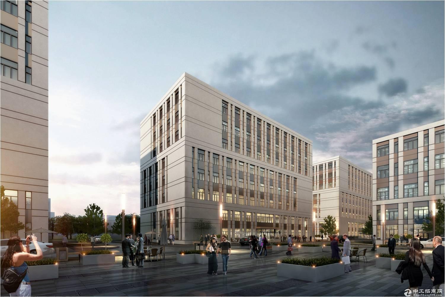 廊坊开发区联东U谷正规厂房,50年产权,能环评。