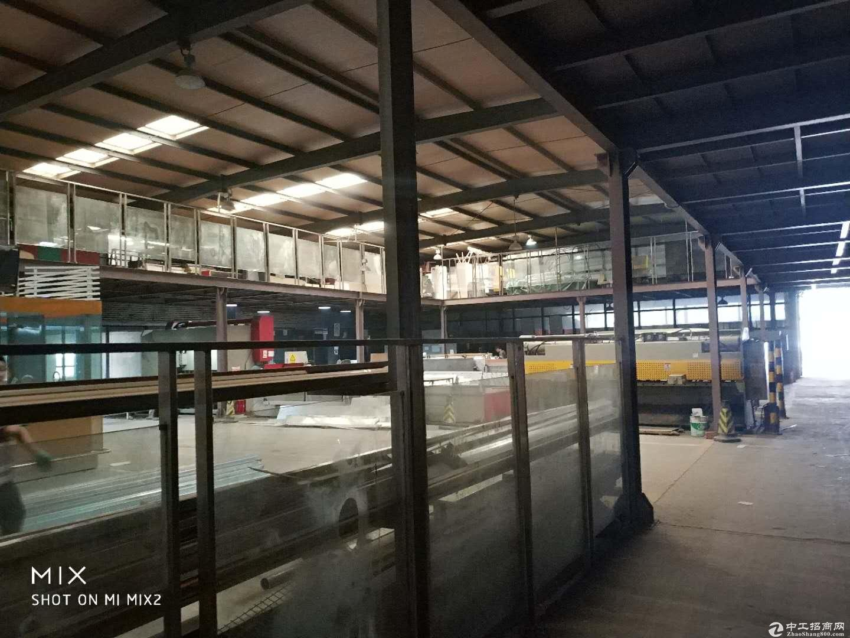 大兴稀有厂房净面积1174平有手续不拆适用于机加工生产研发仓储