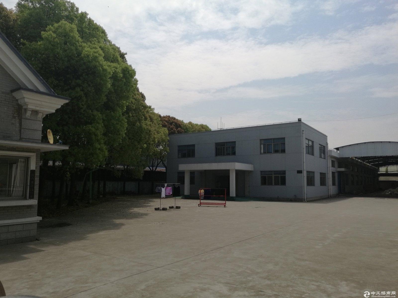 青浦崧泽大道独门独院20亩诚意出售6800万