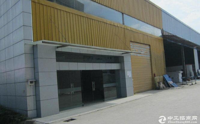 蛟龙港5000平厂房出租,400起分,产证,办公