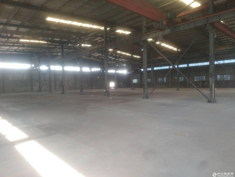 开福区安达货运站周边标准带行车专变厂房急租