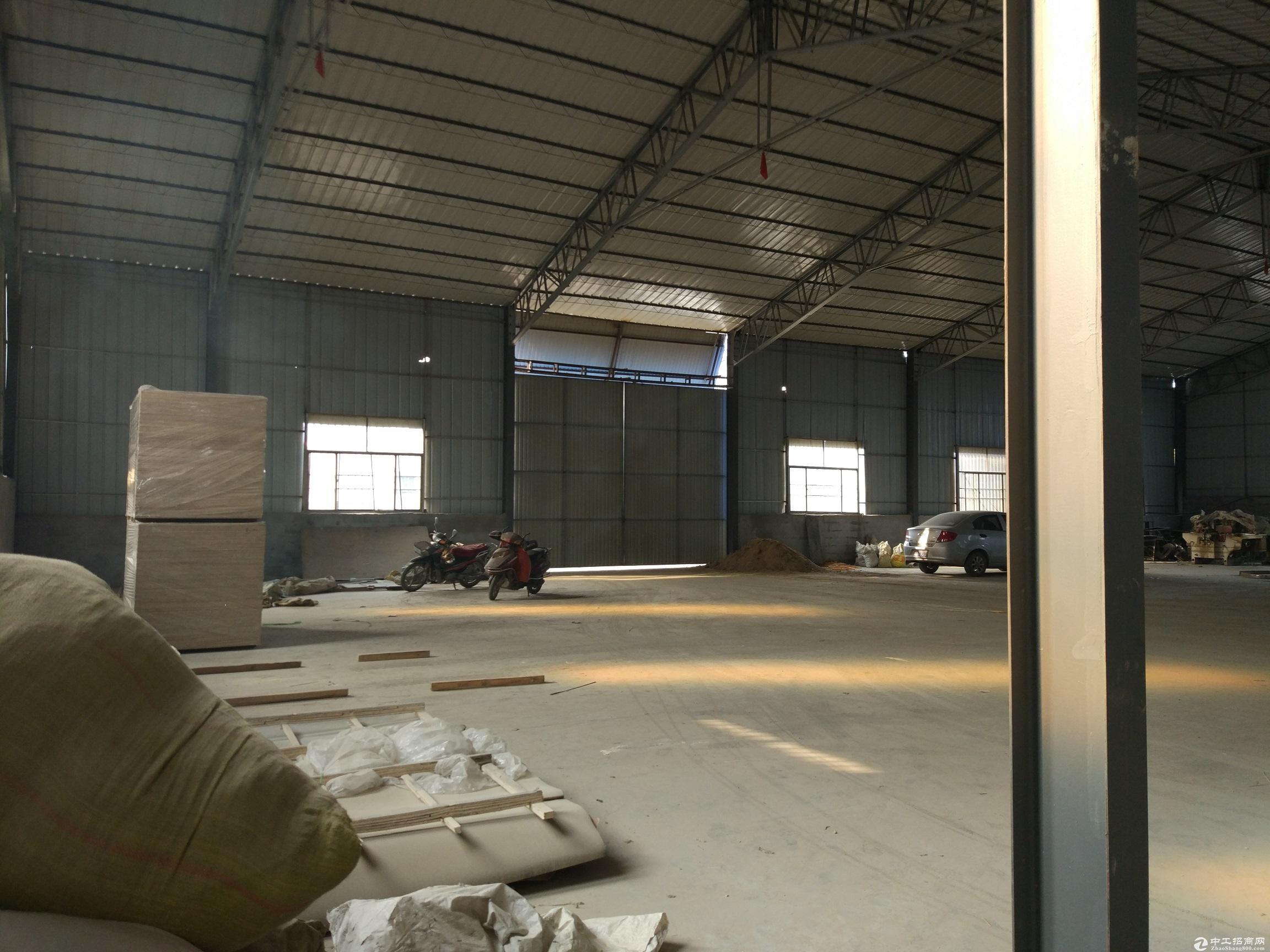 兰山区义堂镇2000-3000平米标准钢结构厂房出租2018-图2