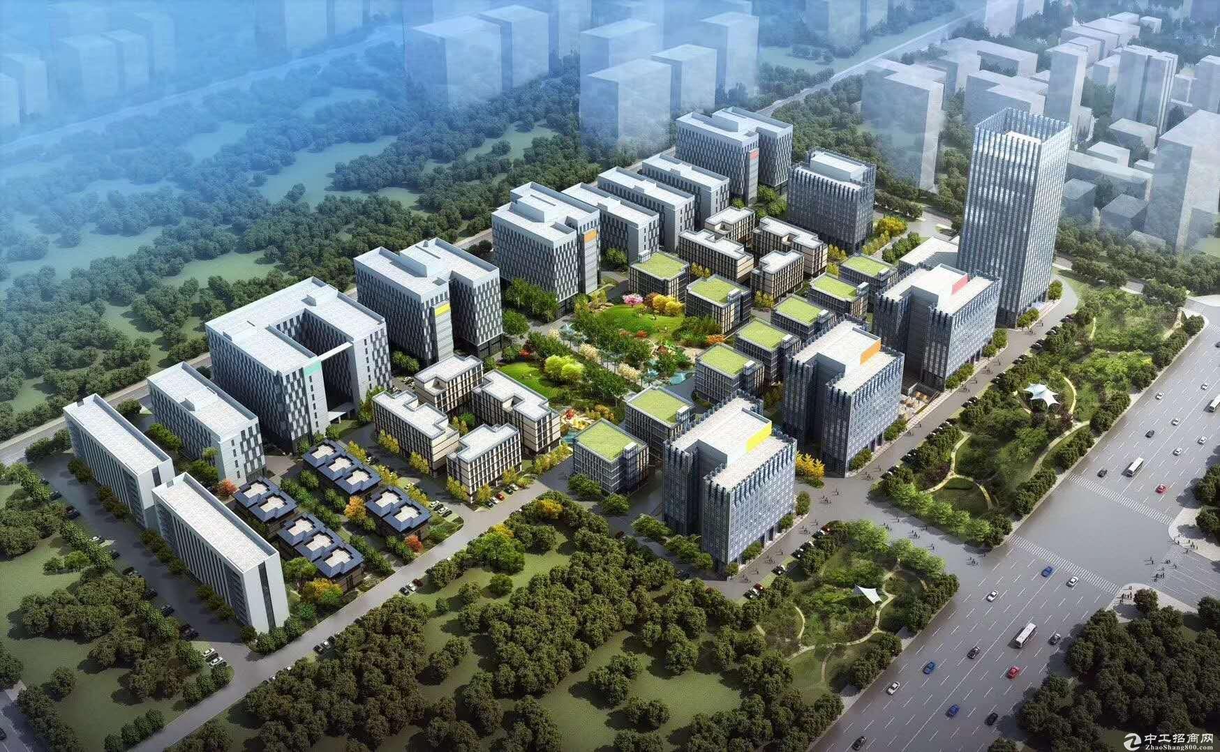 出售开发区正规园区厂房50年独立产权-图3
