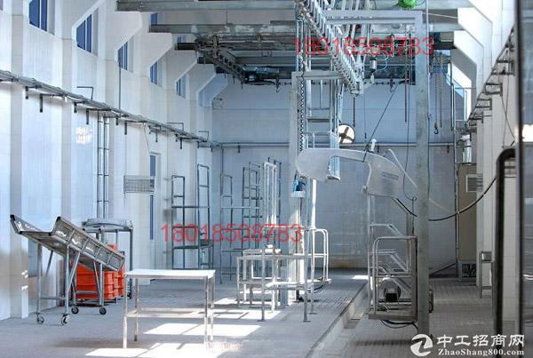 JS2020Y肉类分切包装厂房独院4000平有证挂靠