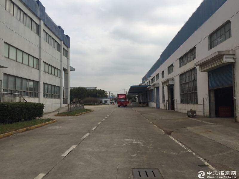 批文已下 浦东环线旁临街,高标厂房,适汽车展厅4S