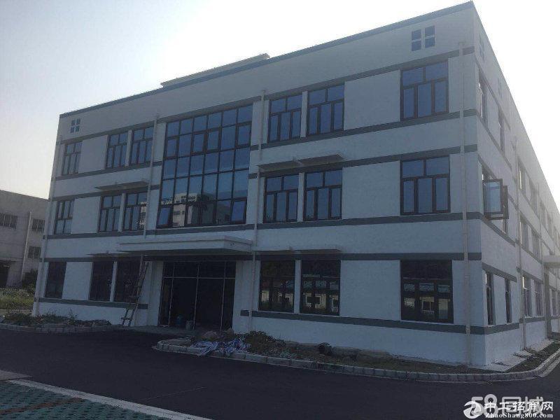 张浦国土10.5亩带厂房4500平急售,位置好
