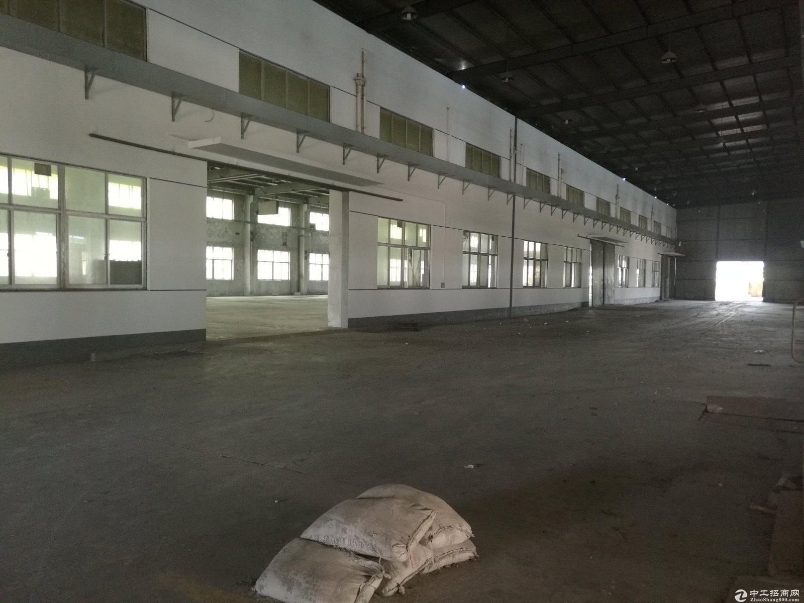 上海松江泗泾工业区独院占地11亩50年绿证8米生产厂房出售-图5
