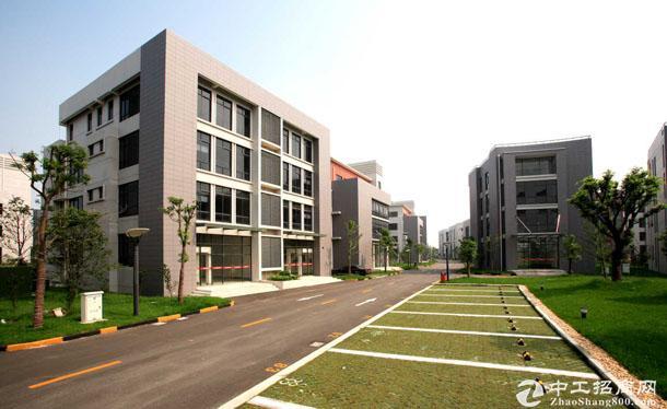 松江车墩镇G15旁515平方50年104板块绿证办公研发厂房