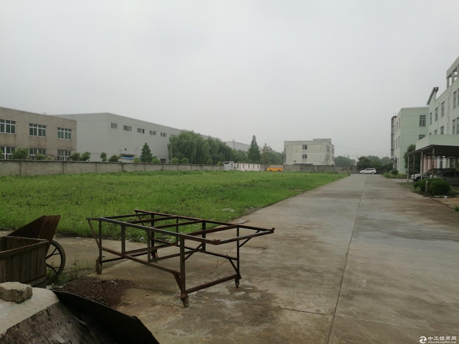 嘉定工业区36亩毛地104板块50年有批文现出售-图3