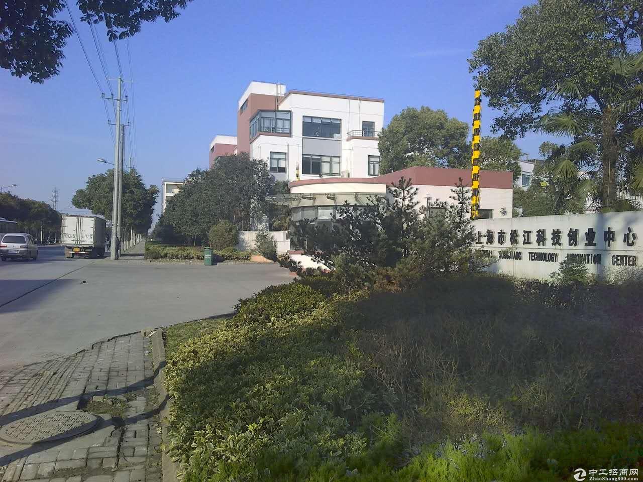 新桥独栋总部精装修绿证50年104板块生产办公研发-图3