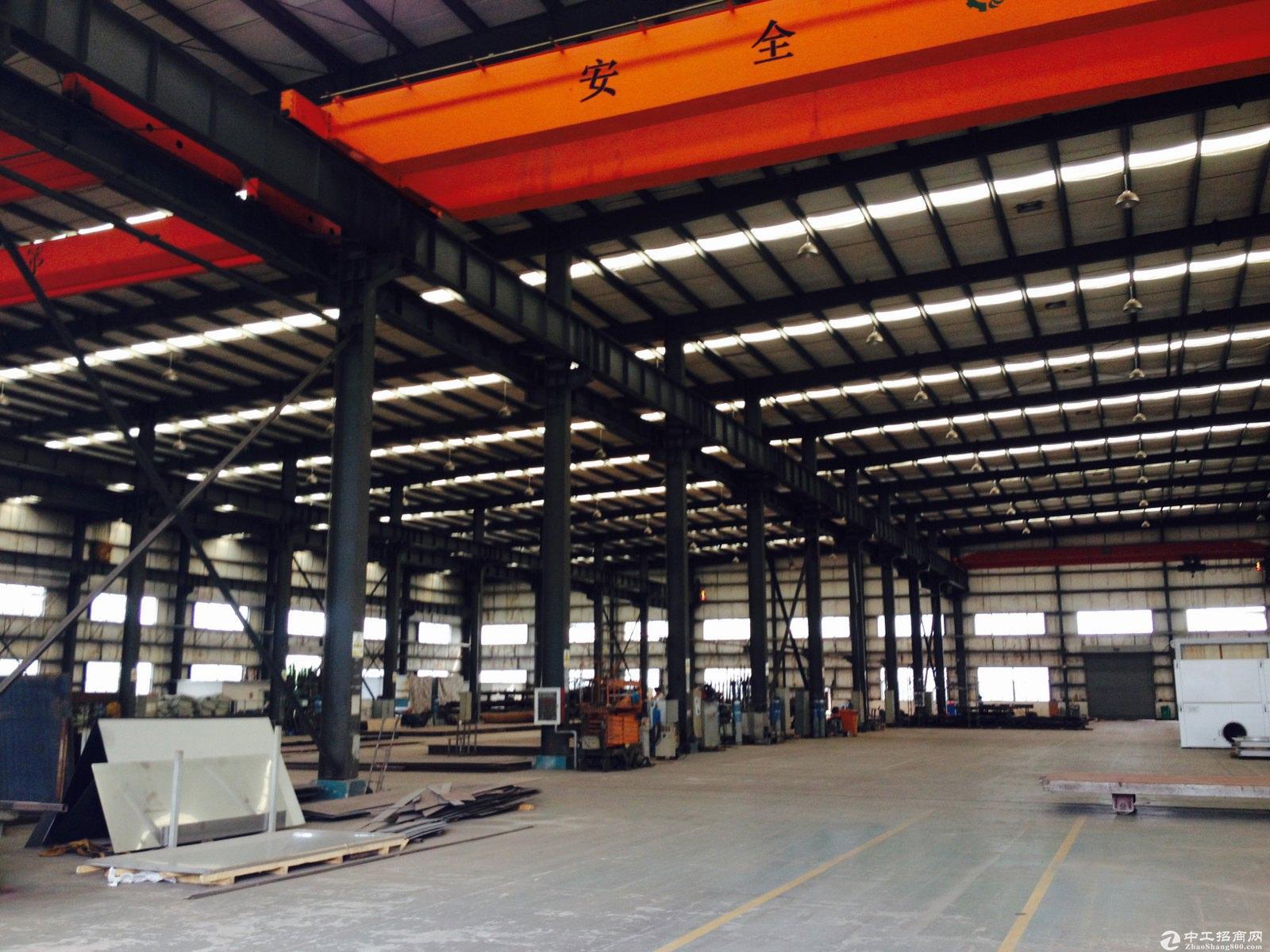 枫泾工业区独院21亩10米绿证50年104厂房出售-图5
