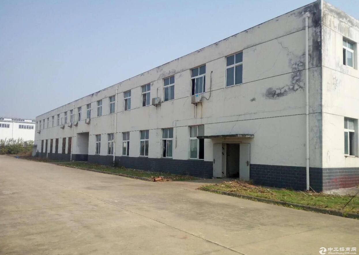 江夏框架一楼丙二类消防1500平起租厂房仓库出租