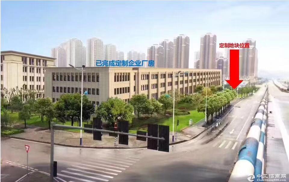 出售 两江新区950㎡一4000㎡独栋厂房