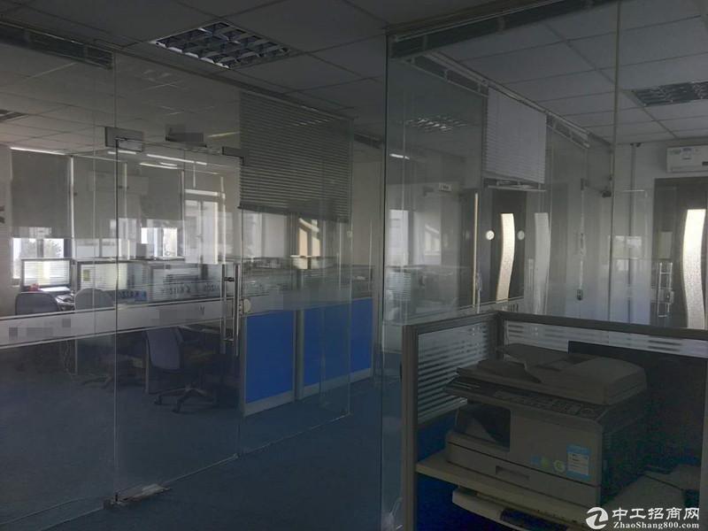 新桥独栋总部精装修绿证50年104板块生产办公研发-图2