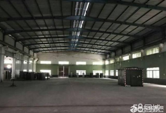 龙岗宝龙9米高钢构2580平出租消防齐全