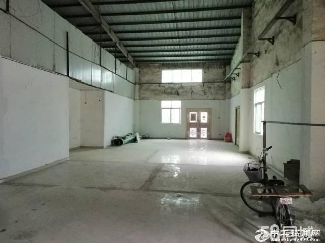 龙岗五联独院钢构600和220平米厂房出租