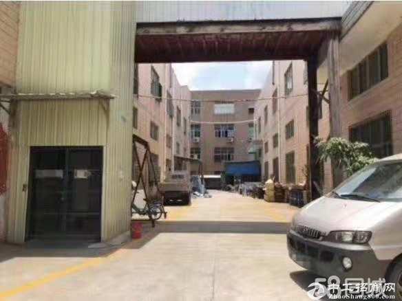 深圳观澜独门独院红本工业厂房6246平出售 直降588万