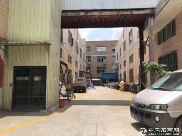 深圳观澜独门独院红本工业厂房出售,直降588万