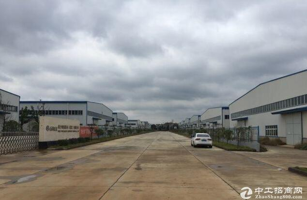 蔡甸38500m²单层钢构,带行车,价格从优,可分租