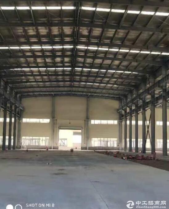 5吨行车,常福单层钢结构2500平厂房,园区宽敞