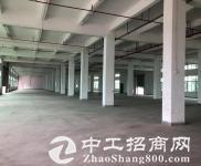 丹竹头红绵路一二楼每层各5200平米重型工业厂房仓