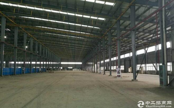 常福5000平单层厂房出租/环氧地坪/层高10米