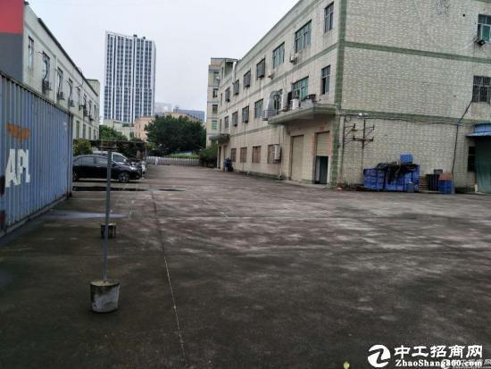 布吉上李朗独院厂房1-3层6500平出租