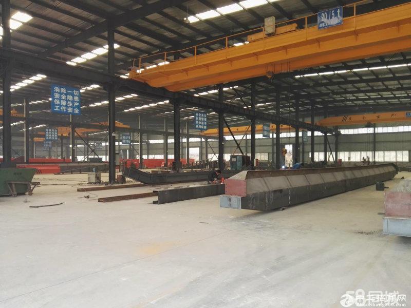 房东出租青白江5千平标准厂房带行车配1千伏电,宜用电大户