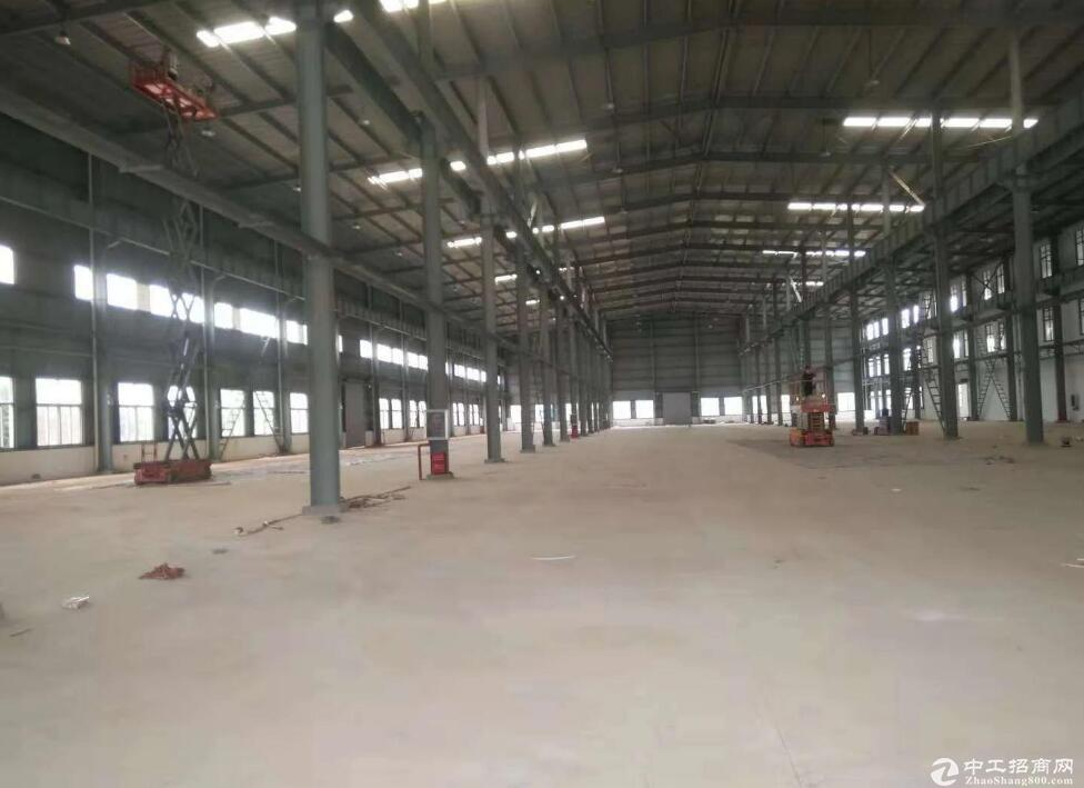 开发区工业园区3000平,配十吨行车,配套齐全-图3