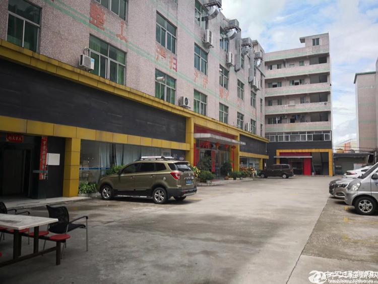 六约社区小面积厂房,带装修,带办公室。