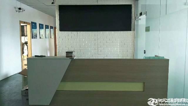 坂田上雪东区二楼厂房出租800平米实用面积