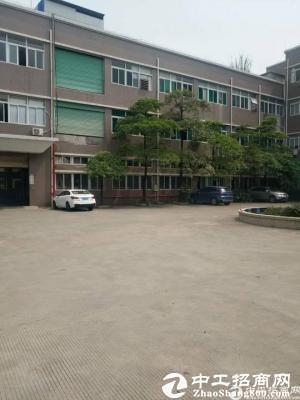 龙岗坪地标准厂房一楼1500平出租,带行车角