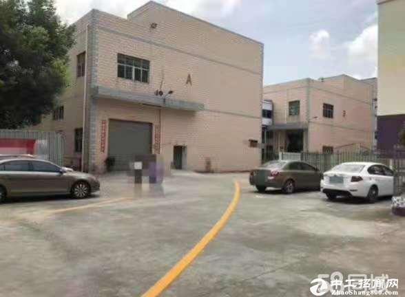 深圳观澜独门独院红本工业厂房6246平出售 直降