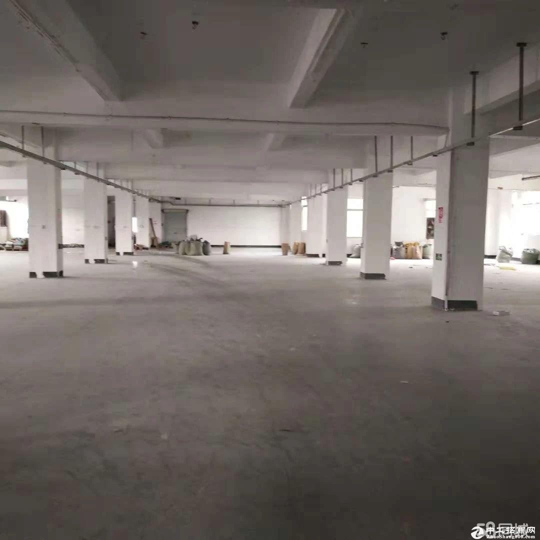 横岗原房东独院楼上新出1500平厂房出租
