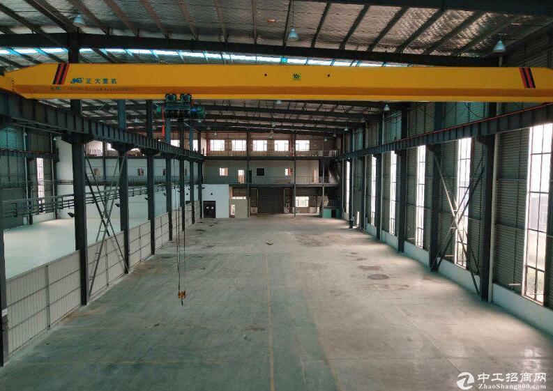 开发区汽车城旁,500~3700平米仓库出租可分割-图4