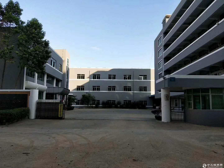 厚街镇村南环路标准带喷淋独院11000平米厂房招租,大小可分租