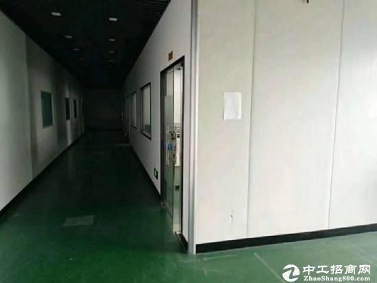 龙岗与横岗交界处原房东三楼1500平低价招租
