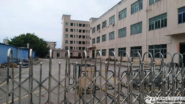 平湖上木古宝莱工业区花园式独院厂房5000平方分