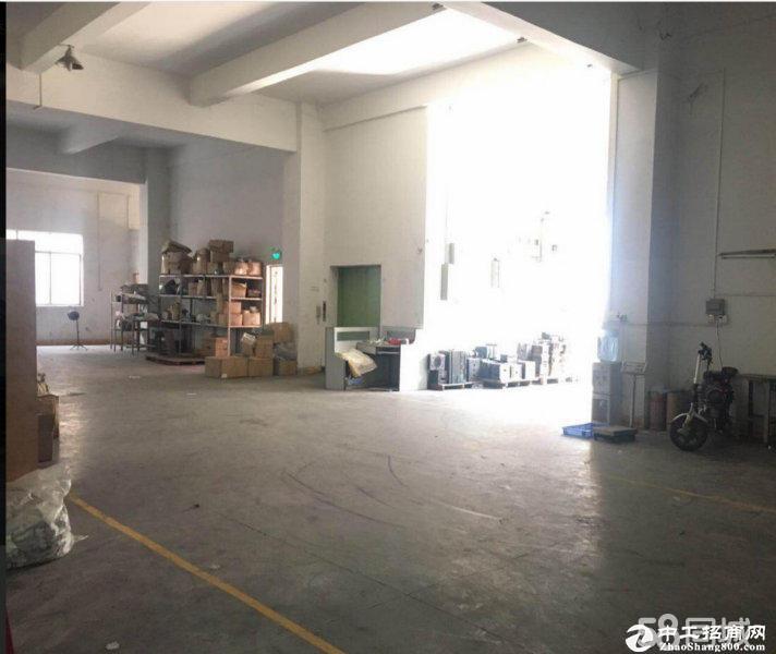 横岗大康社区精装修厂房500平方,交通方便