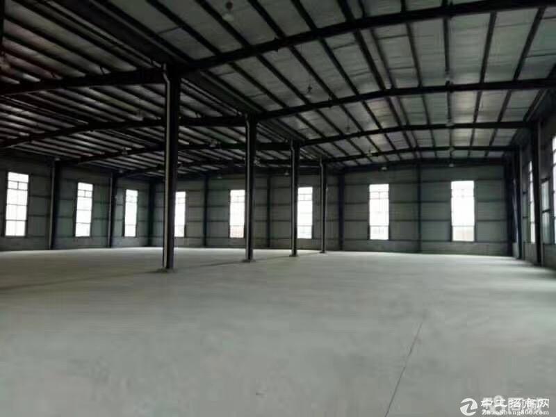 3000家居双层钢结构全新厂房出租,手续齐