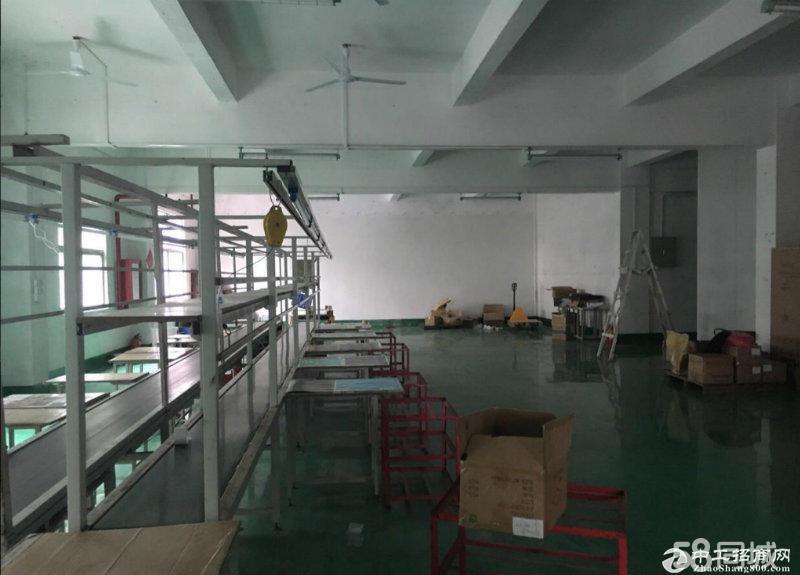 岗大康社区二楼厂房750平方带办公室出租