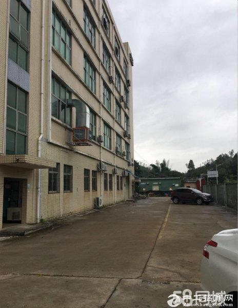 横岗大康社区精装修厂房1000平方,大小可分