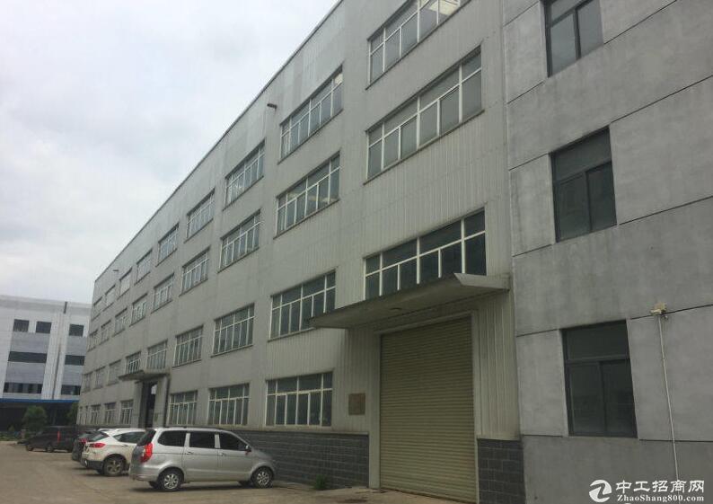 黄陂横店博士街 独栋厂房出租 7200平 单层分租