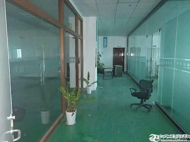 平湖机菏高速出口原房东二楼980平带装修厂房招租