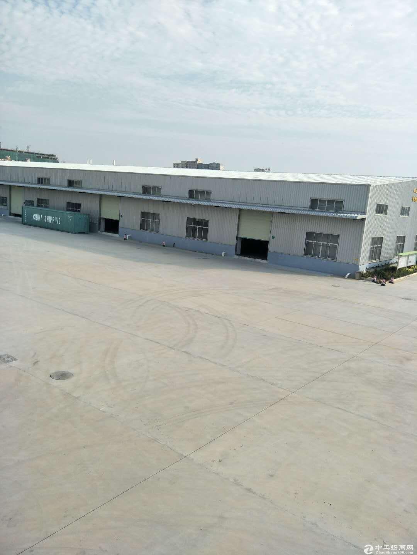 长安镇标准保税仓库厂房招租2万平米带卸货平台