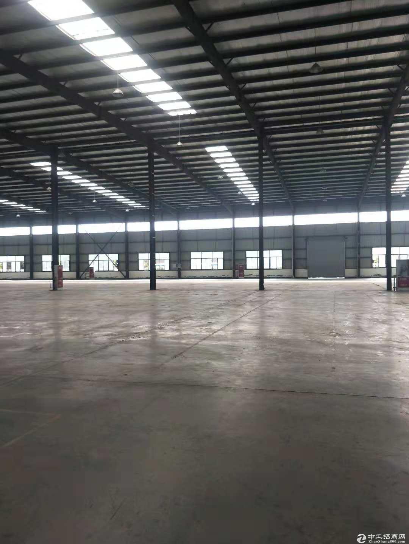简阳6000平全新厂房出租,正规园区,临交通要道
