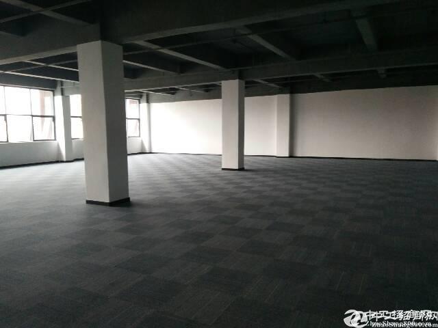横岗荷坳地铁站新出原房东厂房一楼1600平方出租