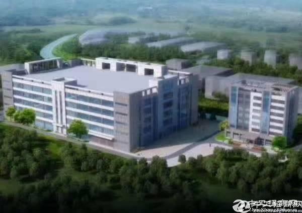 大朗靠松山湖五层15000平方独院厂房出租