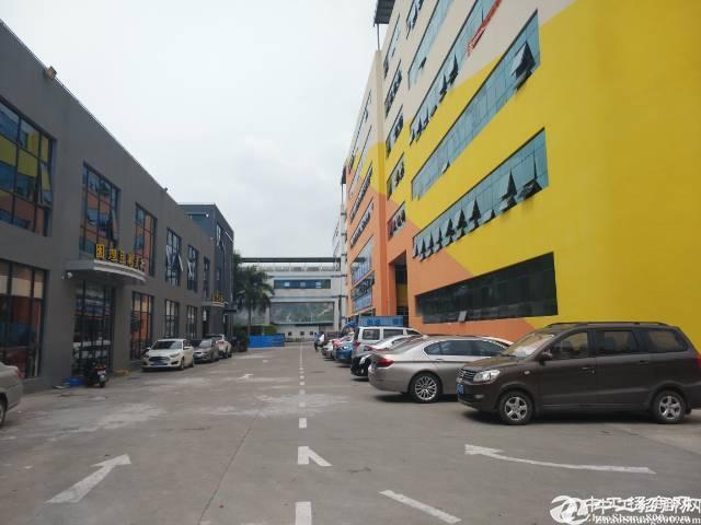 西丽白芒关口30000平方厂房办公研发楼招租可以分租